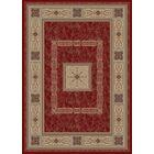 Edmonson Red Area Rug Rug Size: 5' x 8'