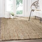 Natural Fiber Area Rug Rug Size: Rectangle 8' x 10'