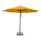 11' Market Umbrella Fabric: Sunflower Yellow