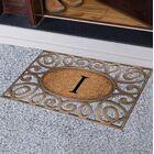 Baggs Monogrammed Doormat Letter: I