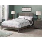 Atlantic Gray Panel Bed Size: Full