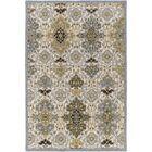 Pottershill Hand-Tufted Slate/Olive Area Rug Rug Size: Rectangle 5' x 7'6