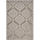 Hughes Suzani Taupe Indoor / Outdoor Area Rug Rug Size: Rectangle 8' x 11'2