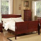 Ferrero Sleigh Bed Size: King
