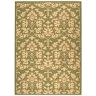 Bexton Olive/Natural Outdoor Area Rug Rug Size: Rectangle 7'10