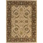 Florence Hand-Woven Brown Area Rug Rug Size: Rectangle 8' x 11'