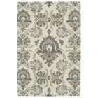Mariemont Hand-Tufted Ivory Area Rug Rug Size: Rectangle 8' x 10'