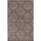 Bergland Hand Tufted Brown/Beige Area Rug Rug Size: Rectangle 8' x 11'