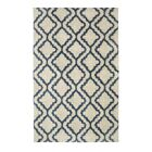Dumbarton Beige/Blue Area Rug Rug Size: Rectangle 5' x 7'