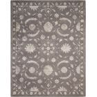 Kalona Hand-Tufted Dove Area Rug Rug Size: Rectangle 7' x 9'