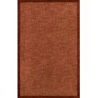 McCollum Hand-Tufted Rust Area Rug Rug Size: Rectangle 3'6