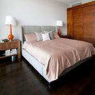 Keith 300 Thread Count 100% Cotton Sheet Set Color: Sahara Sand, Size: King