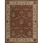 Exmoor Red Area Rug Rug Size: Rectangle 3'6