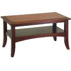 Cripe Antique Walnut Coffee Table