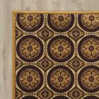 Sioux Falls Brown/Beige Area Rug Rug Size: Rectangle 5' x 7'3