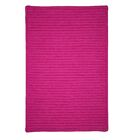 Glasgow Pink Indoor/Outdoor Area Rug Rug Size: Square 6'