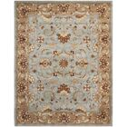 Cranmore Blue/Beige Area Rug Rug Size: Rectangle 6' x 9'