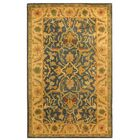 Dunbar Hand-Woven Wool Beige/Green Area Rug Rug Size: Rectangle 8'3