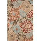 Pearl Hand-Tufted Beige Area Rug Rug Size: Rectangle 5' x 8'