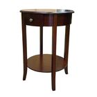 Grassmere End Table With Storage