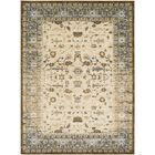 Netta Beige/Brown Area Rug Rug Size: Rectangle 8' x 10'