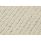 Glasgow White Indoor/Outdoor Area Rug Rug Size: Square 12'
