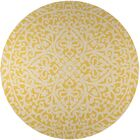 St James Gold Area Rug Rug Size: Rectangle 3'9