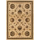 Currahee Tan/Brown Area Rug Rug Size: Rectangle 5'3