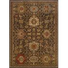 Dewolf Brown Area Rug Rug Size: Rectangle 9'10