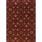 Dogwood Red/Brown Area Rug Rug Size: Rectangle 6'7