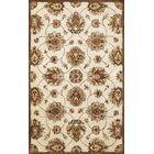 Blarwood Ivory Allover Kashan Rug Rug Size: Rectangle 9' x 13'