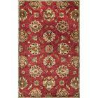 Blarwood Red Allover Kashan Rug Rug Size: Rectangle 8' x 10'6