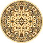 Vandergrift Ivory Serapi Area Rug Rug Size: Rectangle 7'10