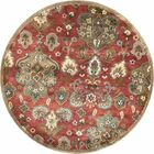 Blarwood Cinnamon Tapestry Area Rug Rug Size: Runner 2'3
