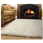Bloomville Wool Natural Area Rug Rug Size: Rectangle 5' x 8'