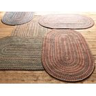 Greenlaw Lavender Area Rug Rug Size: Oval 3' x 5'