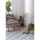 Blaisdell Blue Geometric Stella Area Rug Rug Size: Rectangle 7'6
