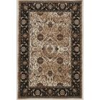 Bluff Canyon Beige/Black Area Rug Rug Size: Rectangle 5' x 7'6