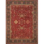 Coleraine Red Area Rug Rug Size: Rectangle 12' x 18'