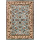 Brew Kettle Traditional Blue Area Rug Rug Size: Rectangle 7'10