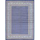 Gillam Blue Area Rug Rug Size: Rectangle 7' x 10'
