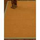 Bullen Hand Woven Brown Area Rug Rug Size: Runner 2'6