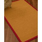 Bullen Hand Woven Brown Area Rug Rug Size: Rectangle 2' X 3'