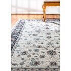 Morocco Ivory Area Rug Rug Size: Rectangle 5'3