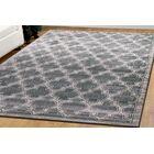 Mishawaka Gray/Beige Area Rug Rug Size: Rectangle 5'3