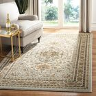 Lavelle Gray / Ivory Area Rug Rug Size: Rectangle 5'1