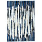 Beach Channel Indigo Area Rug Rug Size: Rectangle 5'3