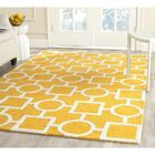 Martins Gold/Ivory Area Rug Rug Size: Rectangle 8' x 10'