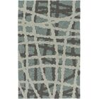 Mcglynn Moss/Light Gray Indoor/Outdoor  Area Rug Rug Size: Rectangle 5' x 7'6