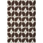 Harrison Brown Area Rug Rug Size: Rectangle 8' x 10'